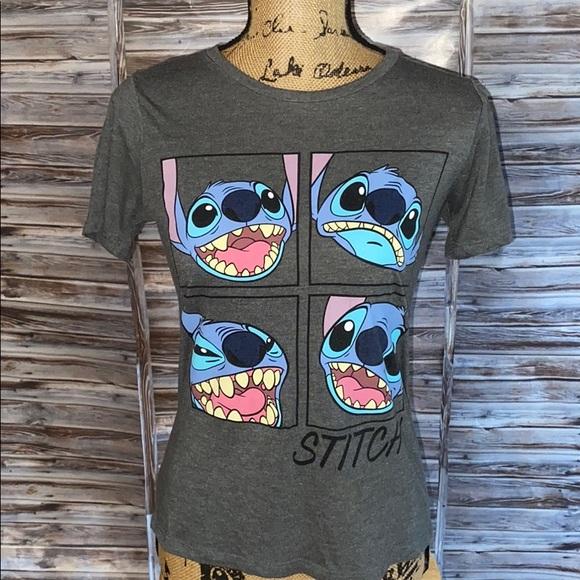 Disney T-shirt  Stitch.          H39